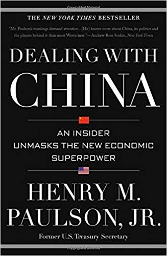 Dealing with China book cover